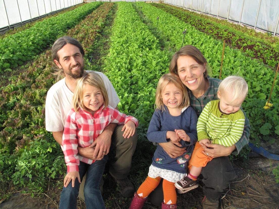 CCF Farmers and Family