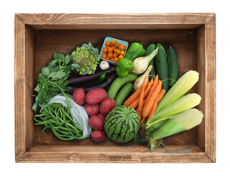 Customizable Vegetable Subscriptions